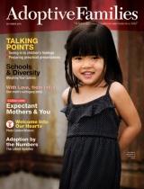 xmas gift adoptive families magazine